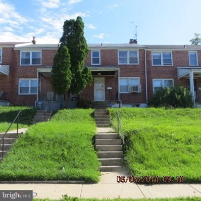 1004 Reverdy Road, Baltimore, MD 21212 - MLS#: 1001837256