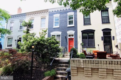 816 New Hampshire Avenue NW, Washington, DC 20037 - MLS#: 1001837378
