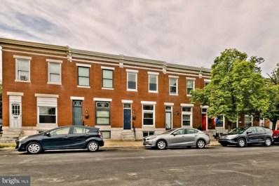 3609 Hudson Street, Baltimore, MD 21224 - MLS#: 1001837498