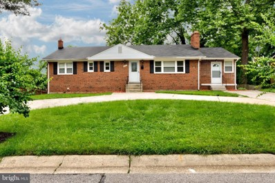 8141 Murray Hill Drive, Fort Washington, MD 20744 - MLS#: 1001837764