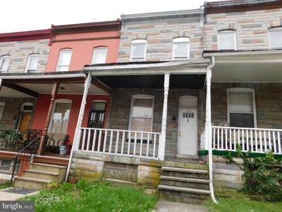 2519 Pratt Street, Baltimore, MD 21223 - MLS#: 1001838496