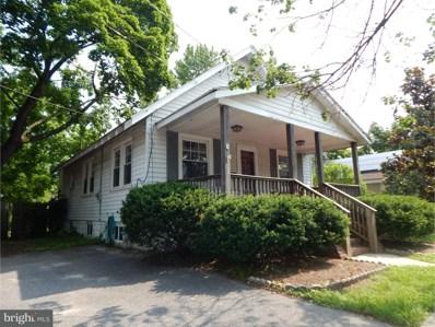 706 Sassafras Street, Millville, NJ 08332 - MLS#: 1001839464