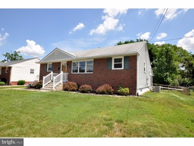 209 Pulaski Avenue, Riverside, NJ 08075 - MLS#: 1001839628