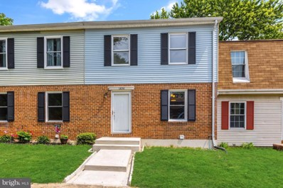 1852 Blue Jay Court, Severn, MD 21144 - MLS#: 1001839708