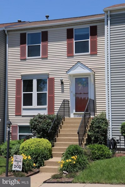 14606 Stone Crossing Court, Centreville, VA 20120 - MLS#: 1001840050