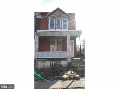 6016 Regent Street, Philadelphia, PA 19142 - #: 1001843634