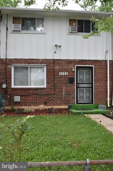 2303 Virginia Avenue, Landover, MD 20785 - MLS#: 1001843646