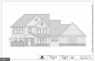 1200 Brooke Court UNIT LOT 2, Lititz, PA 17543 - MLS#: 1001843710