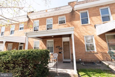 4347 Shamrock Avenue, Baltimore, MD 21206 - MLS#: 1001843904