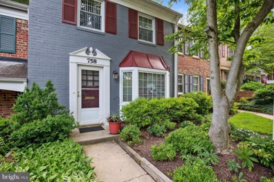 758 Azalea Drive UNIT 13, Rockville, MD 20850 - MLS#: 1001844026