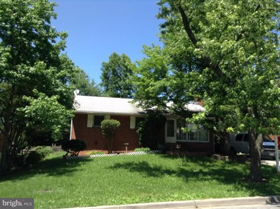 6208 Seminole Place, Berwyn Heights, MD 20740 - MLS#: 1001844114