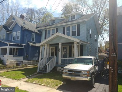 23 Columbia Avenue, Trenton, NJ 08618 - MLS#: 1001844242