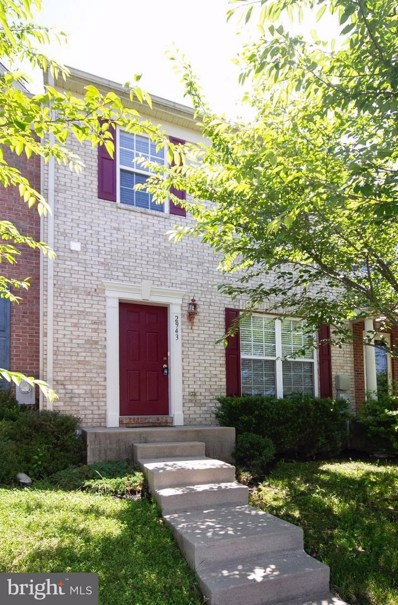 2943 Raking Leaf Drive, Abingdon, MD 21009 - MLS#: 1001844248