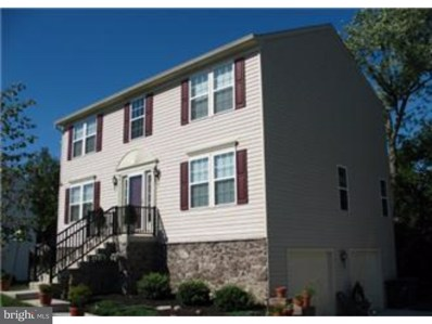 25 Tieman Circle, Delanco, NJ 08075 - MLS#: 1001844480