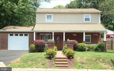 186 Lambert Drive, Manassas Park, VA 20111 - #: 1001844596