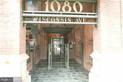 1080 Wisconsin Avenue NW UNIT 401-W, Washington, DC 20007 - MLS#: 1001845118