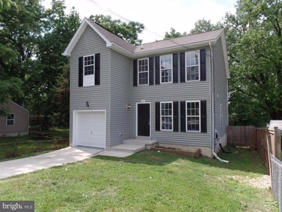 1001 Glacier Avenue, Capitol Heights, MD 20743 - MLS#: 1001845126