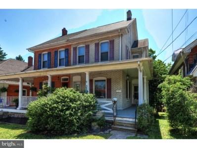310 W Walnut Street, Perkasie, PA 18944 - MLS#: 1001845546