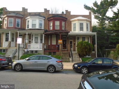 3204 Baker Street, Baltimore, MD 21216 - #: 1001848474