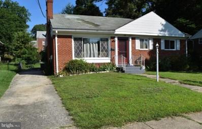 7112 Kipling Parkway W, District Heights, MD 20747 - MLS#: 1001853494