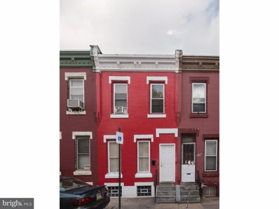 2337 N Colorado Street, Philadelphia, PA 19132 - #: 1001853618