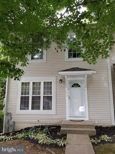 910 Cheswold Court UNIT C-1, Bel Air, MD 21014 - #: 1001853732