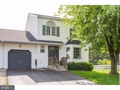 313 Woodcrest Circle, Royersford, PA 19468 - MLS#: 1001853752