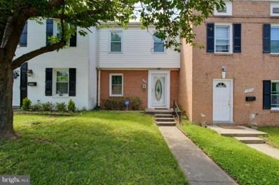 2880 Gloucester Court, Woodbridge, VA 22191 - MLS#: 1001864206