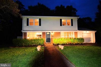 6917 Cynthia Lane, Derwood, MD 20855 - MLS#: 1001864270