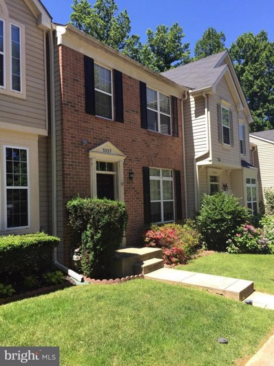 5357 High Wheels Court, Columbia, MD 21044 - MLS#: 1001864280