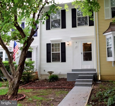 13 Fairmont Place, Sterling, VA 20165 - MLS#: 1001864622
