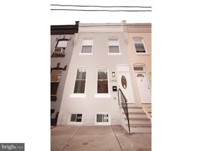 1408 N Newkirk Street, Philadelphia, PA 19121 - MLS#: 1001864726