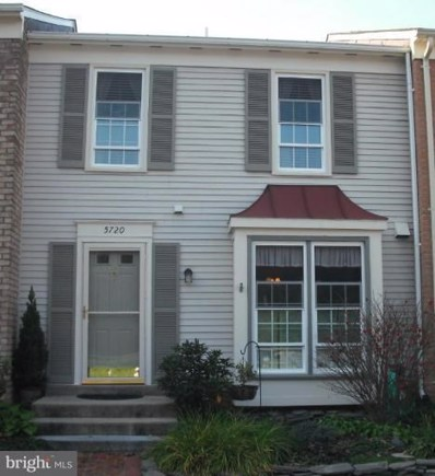 5720 Lofthill Court, Alexandria, VA 22303 - MLS#: 1001865162