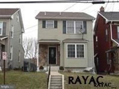 862 York Street, Hanover, PA 17331 - MLS#: 1001865218