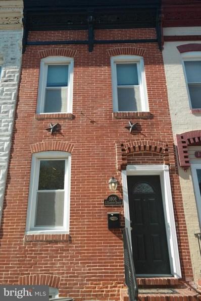 1608 Hanover Street, Baltimore, MD 21230 - MLS#: 1001865610