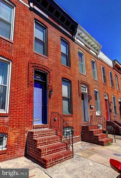 1305 Patapsco Street, Baltimore, MD 21230 - #: 1001867618
