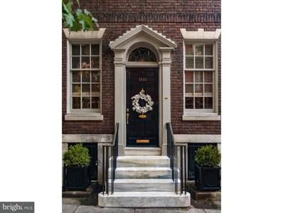 1321-25 Pine Street, Philadelphia, PA 19107 - MLS#: 1001868642