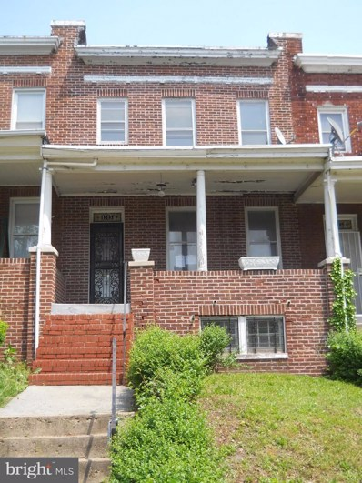 1515 Pulaski Street, Baltimore, MD 21217 - MLS#: 1001868754