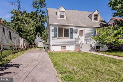 9202 Rhode Island Avenue, College Park, MD 20740 - MLS#: 1001868888