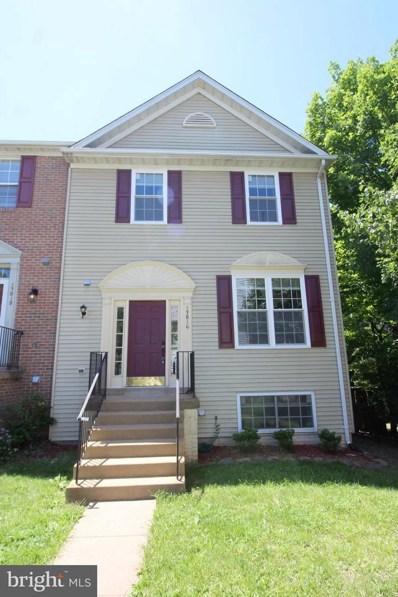 13816 Ashington Court, Centreville, VA 20120 - MLS#: 1001869474