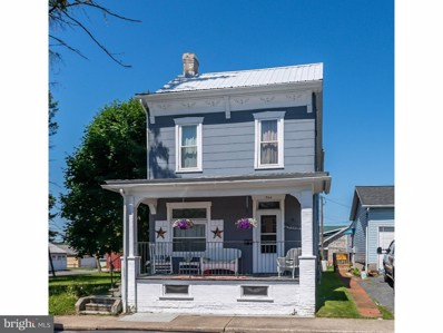 704 Franklin Street, Shoemakersville, PA 19555 - MLS#: 1001870342