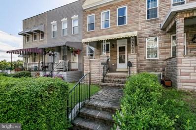 1305 Decatur Street, Baltimore, MD 21230 - MLS#: 1001870770