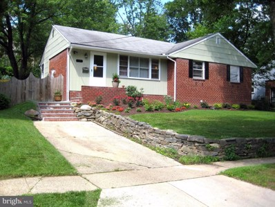 6419 Jodie Street, New Carrollton, MD 20784 - MLS#: 1001870818