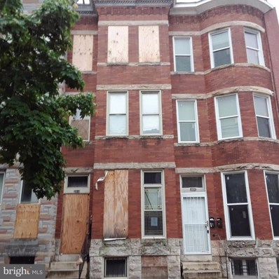 2918 Parkwood Avenue, Baltimore, MD 21217 - MLS#: 1001870820