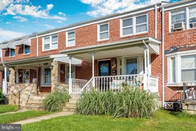 1943 Codd Avenue, Baltimore, MD 21222 - MLS#: 1001871160