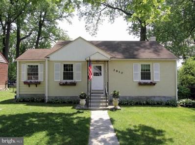 2810 Dawson Avenue, Silver Spring, MD 20902 - MLS#: 1001871548