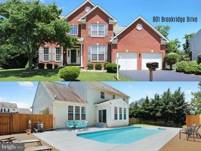 801 Brookridge Drive, Boonsboro, MD 21713 - MLS#: 1001871658
