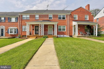 2003 Woodbourne Avenue, Baltimore, MD 21239 - #: 1001871668