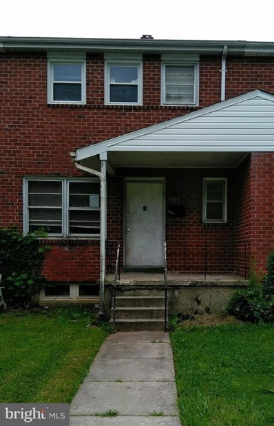 4371 Crestheights Road, Baltimore, MD 21215 - #: 1001871698