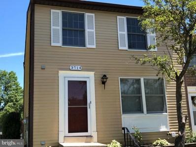 3714 Castle Terrace, Silver Spring, MD 20904 - MLS#: 1001872220
